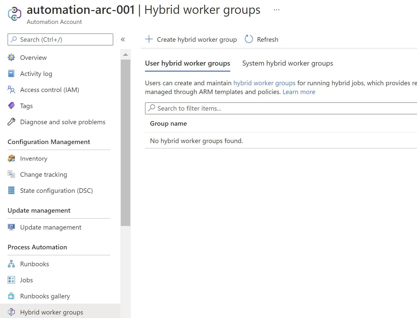 New hybrid worker